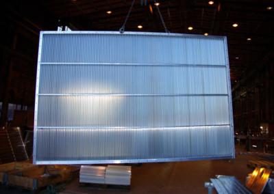 Friction Stir Welded Panels
