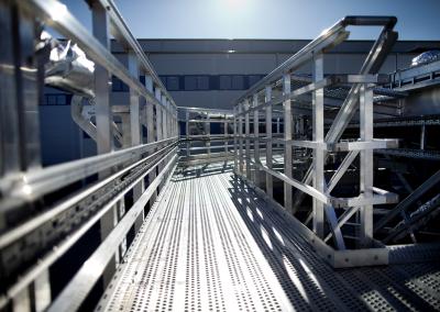 Handrail & Walkway System